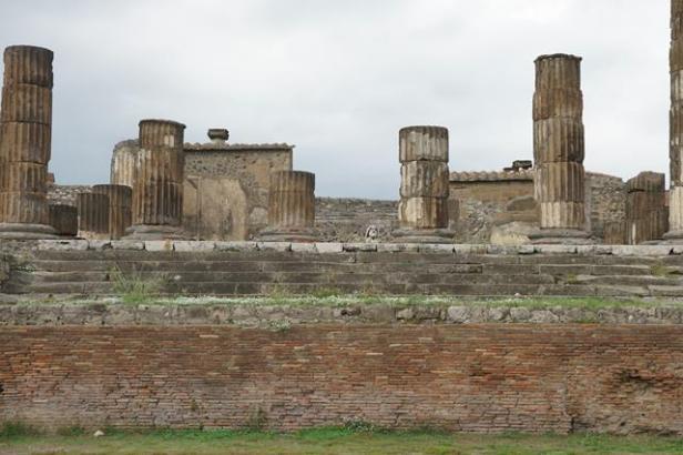 Temple of Jupiter, Pompeii