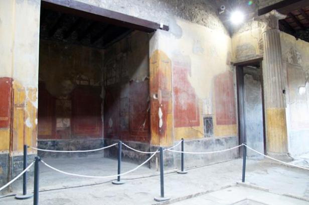 House of Menander, Pompeii