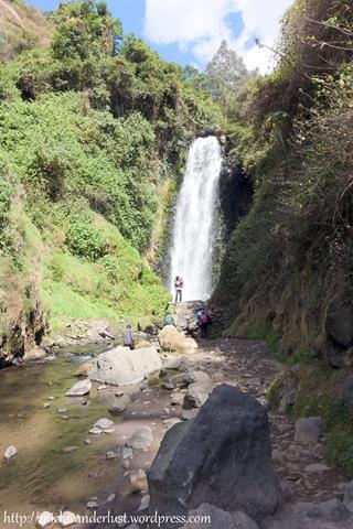 Peguche waterfalls | Cascadas de Peguche | Otavalo, Ecuador