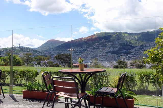 Pim's Parque Itchimbia Quito