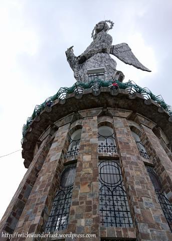El Panecillo Quito