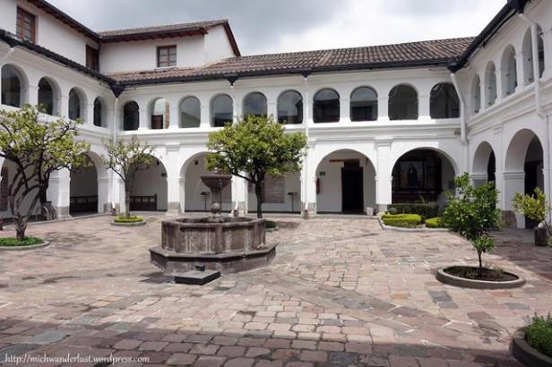 Museo del Carmen Alto Quito