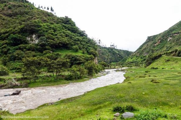 Sigchos to Isinlivi Ecuador Quilotoa Loop