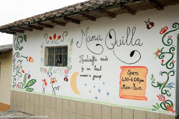 Mama Quilla   Isinlivi   micro-enterprise   Quilotoa Loop   Ecuador