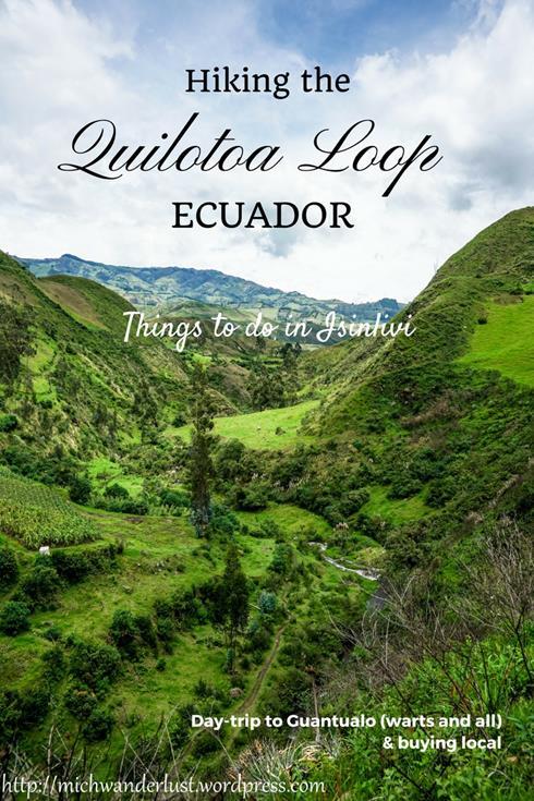 Hiking the Quilotoa Loop   Ecuador   Things to do in Isinlivi   Day-trip to Guantualo   Hostal LLullu Llama   Isinlivi to Guantualo